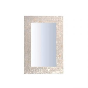 Espejo Nacar Quadrat