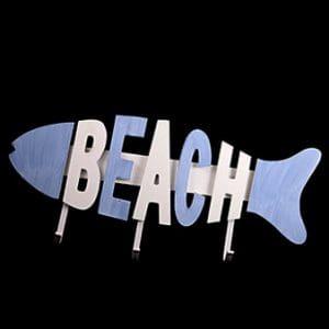 Fish Beach Perchero