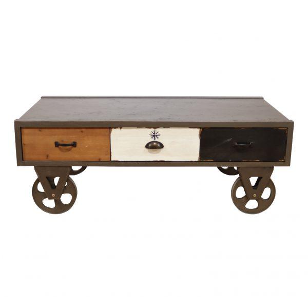 Mesa trolley wagon