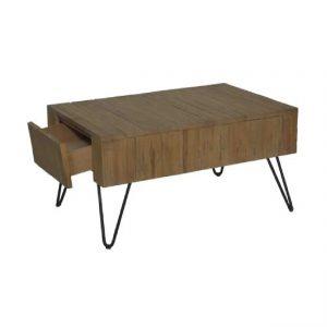 Mesa de centro Cinnamon Drawer