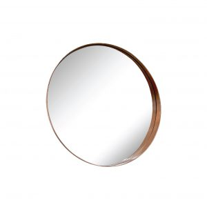 Espejo Circle Copper