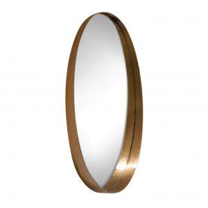 Espejo Oval Copper
