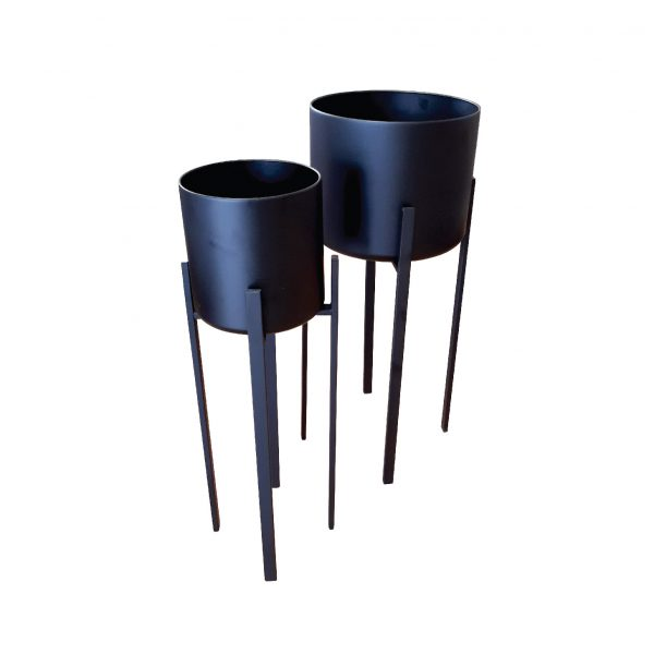 Set Maseteros Black Pail