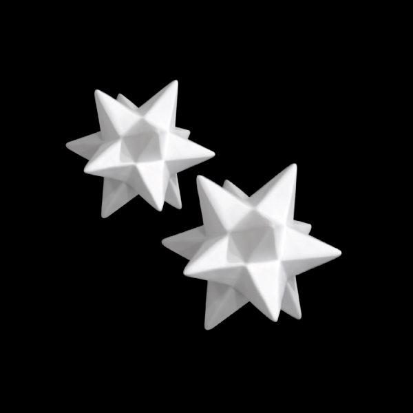 Set Estrellas White