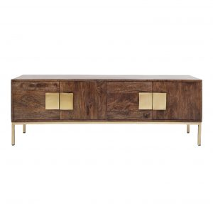 tv stand timber