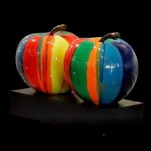 Manzanas Multicolor