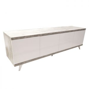 Tv Stand Trevis 4pts