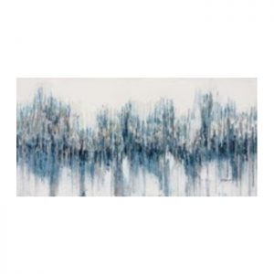 Cuadro Manzara - En Azules