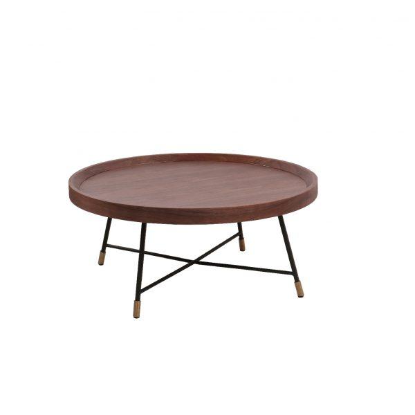 Mesa de centro odun circle