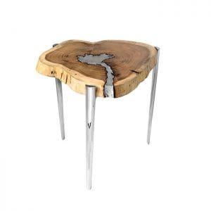 Side Table Akishell Nature
