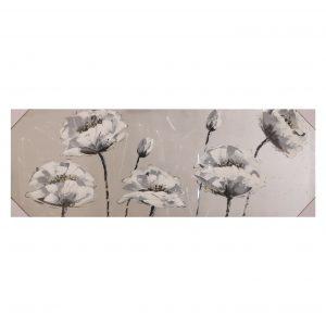 Cuadro 150 x 50 Amarillys Grey 3